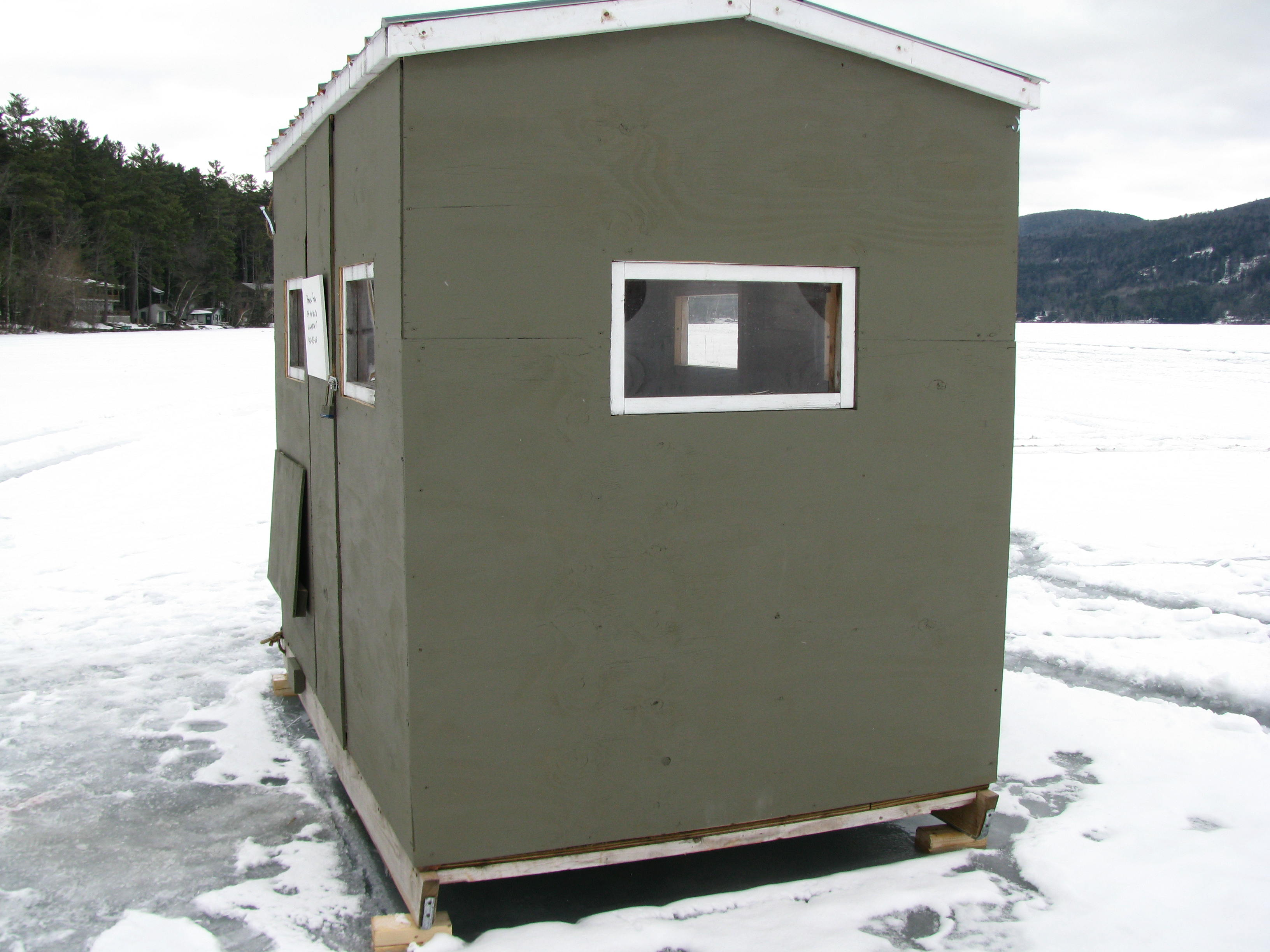 Ice Fishing Home Www Topsimages Com