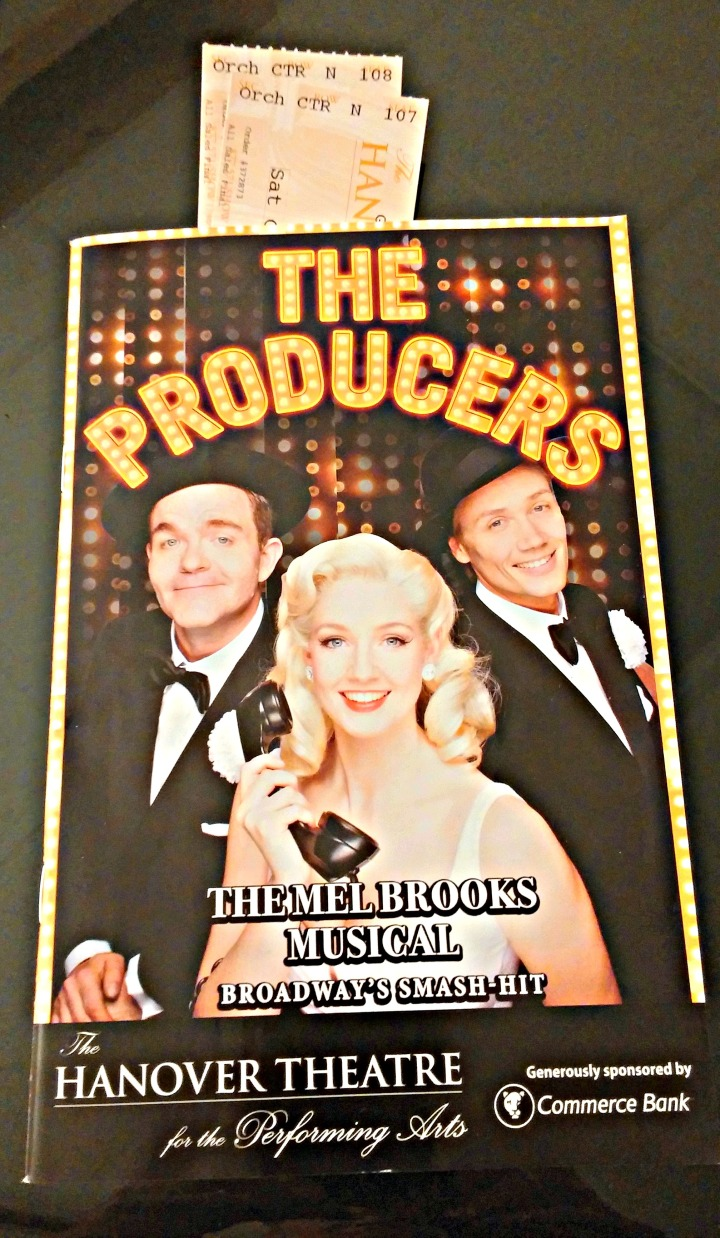 Producers Playbill