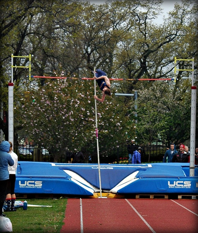New England Division III Outdoor Track and Field Championships, women's pole vaulting