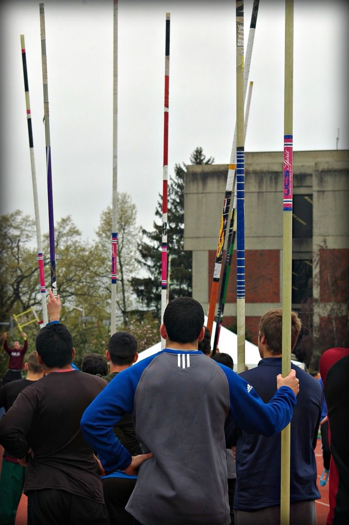 New England Division III Outdoor Track and Field Championships, men's pole vaulting
