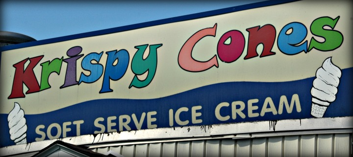 Krispy Cones 1 A