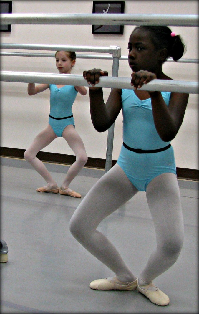 Knoxville Ballet School ABT Level 1B