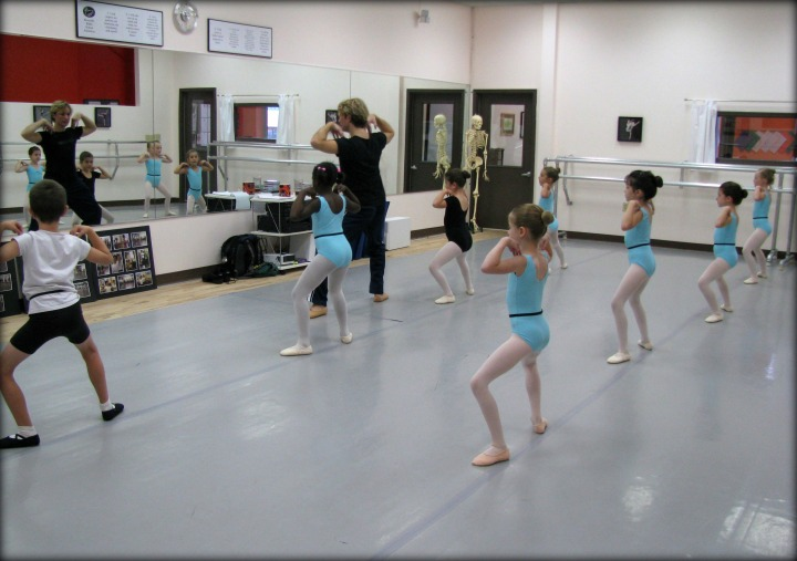 Knoxville Ballet School ABT Level 1 J. Ryan Carroll