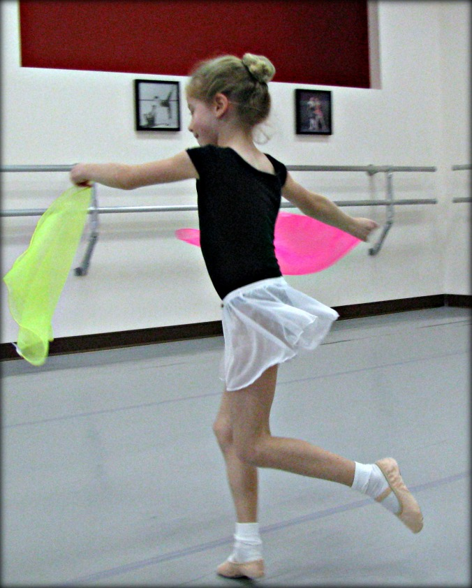 Knoxville Ballet School ABT Primary Level C