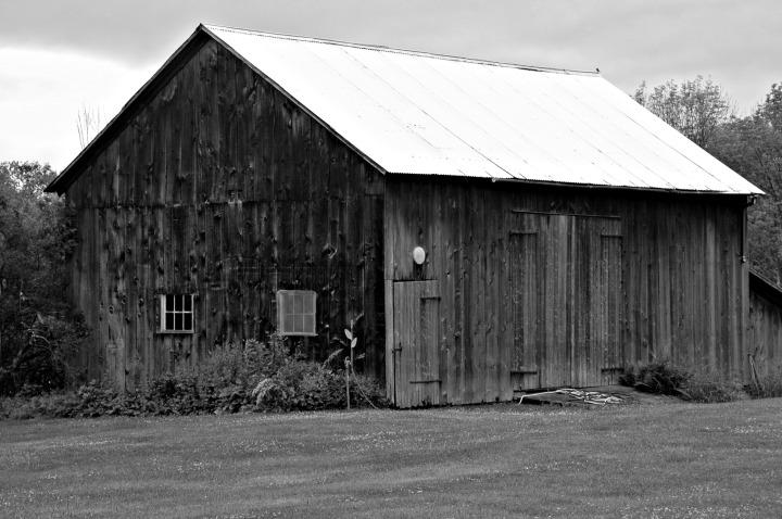 Robert Frost Barn