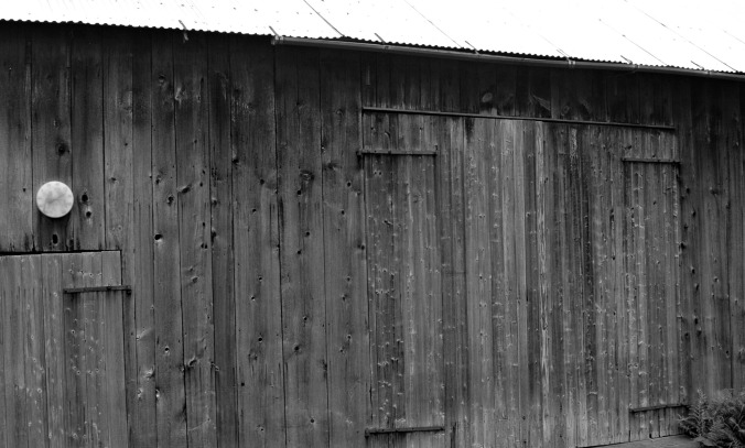 Robert Frost House Barn Detail 1