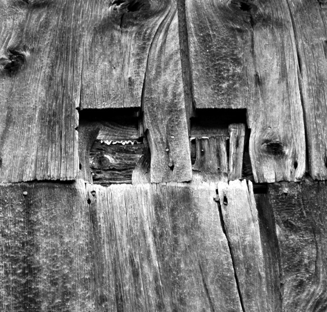 Robert Frost House Barn Detail 5