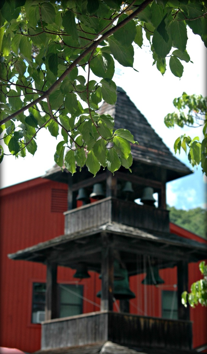 New Skete Bell Tower