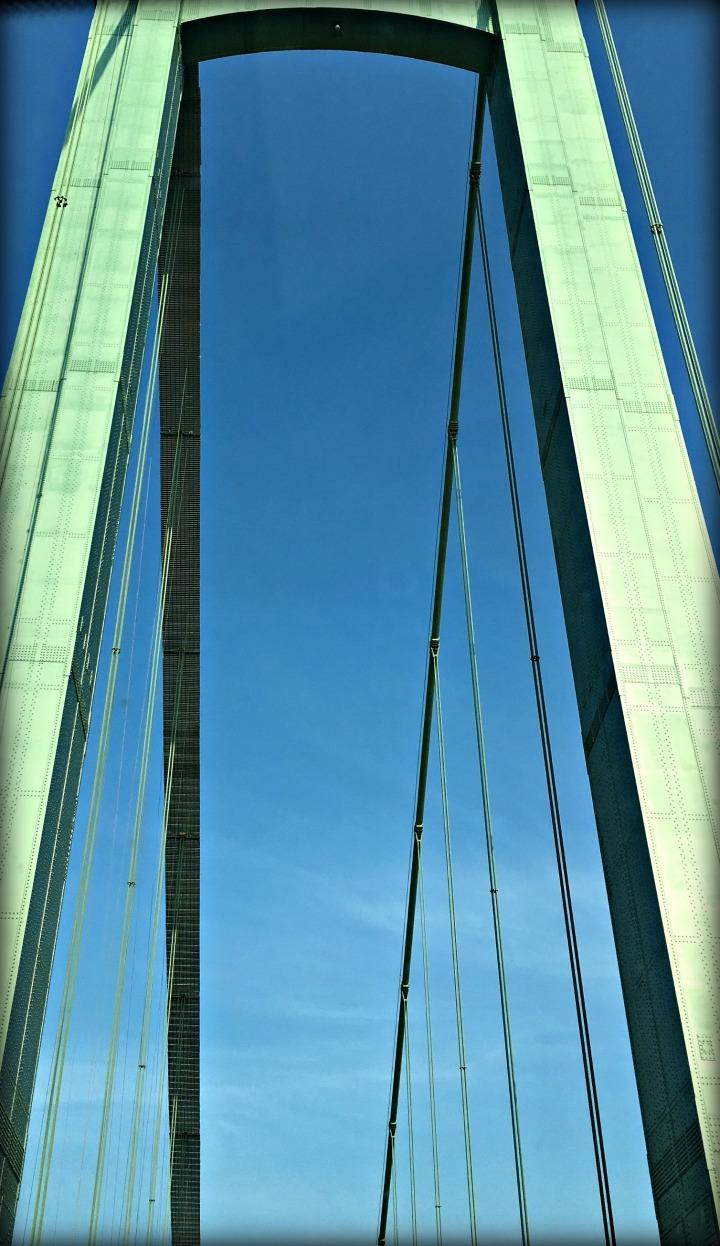 Beautiful Engineering on the Delaware Bridge