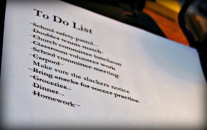 The Bully List