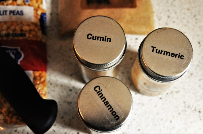 Soup Spices at the Ready