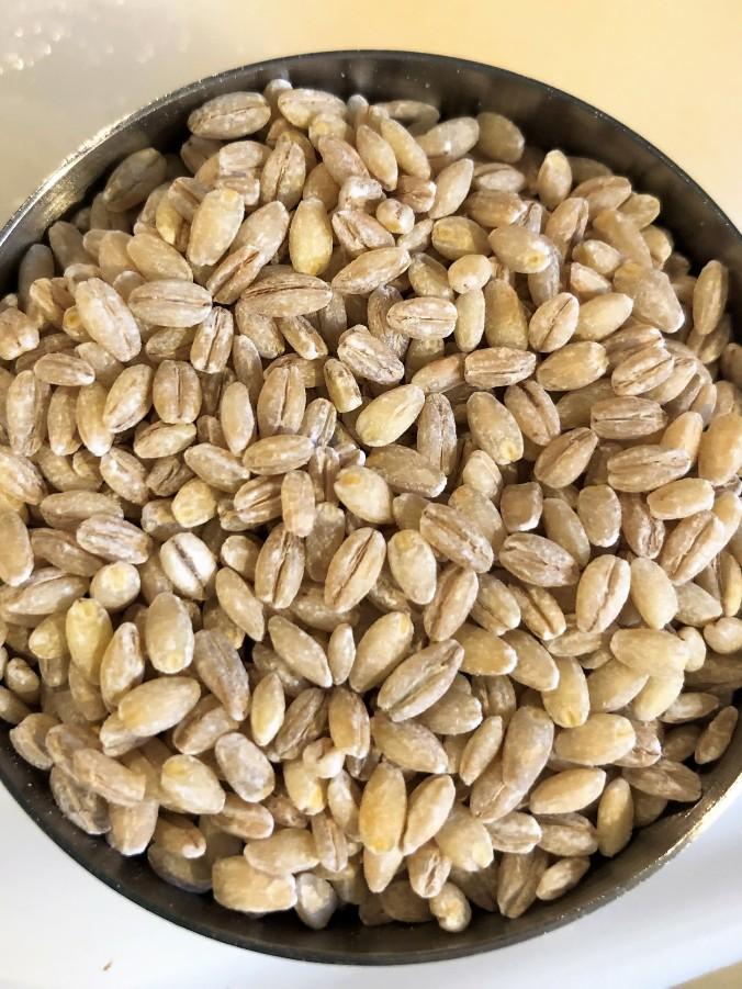 dry pearl barley
