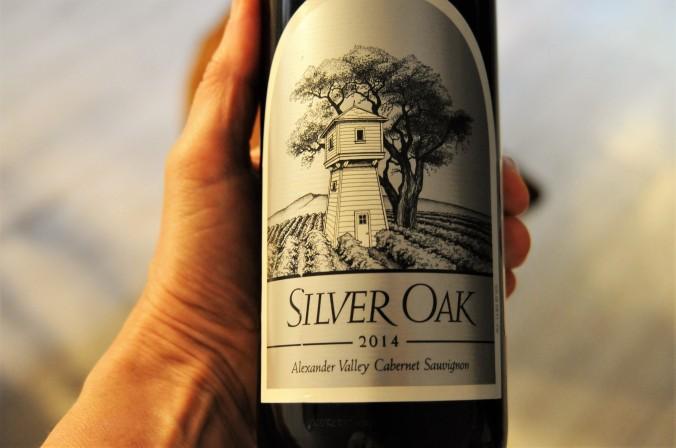 Silver Oak Cab 2014